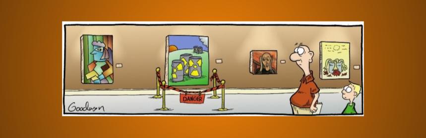 Health Physics Cartoon