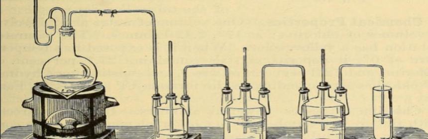 Chemistry image 1900s