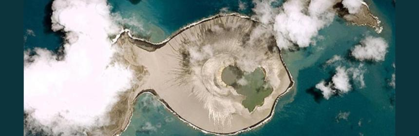 New Island Tonga