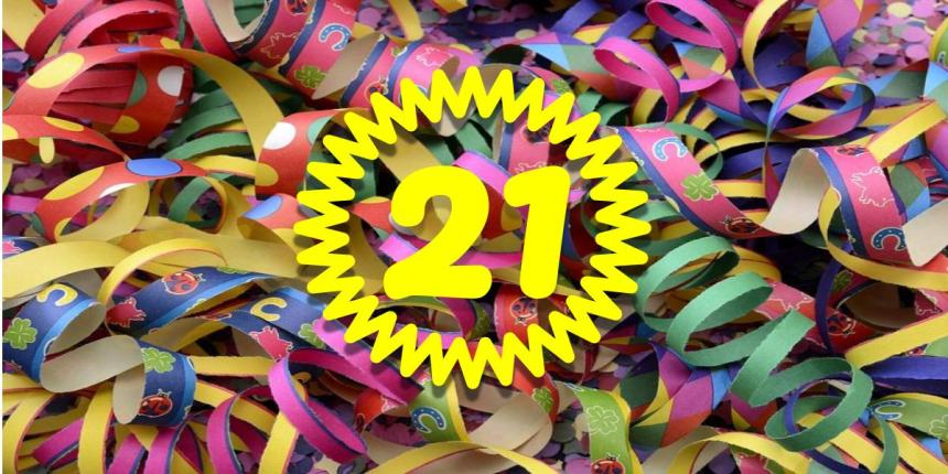 Number 21 Party