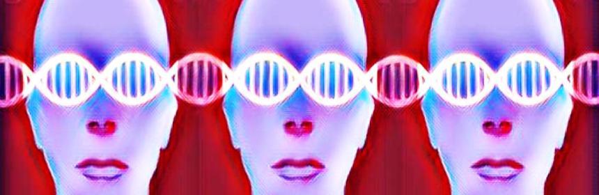 The Selfish Gene Artwork