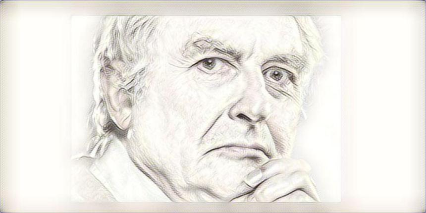 Richard Dawkins - does he exist?