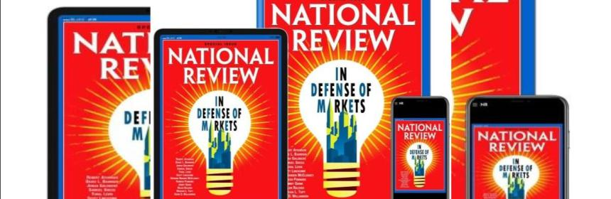National Review Cover May 2019