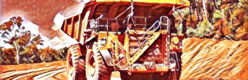 Ultra heavy truck