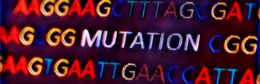 DNA Genetic code mutation